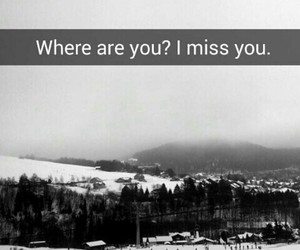 i miss you, i need you, and people image