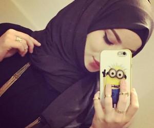 hijab, muslima, and marziyeesarp image