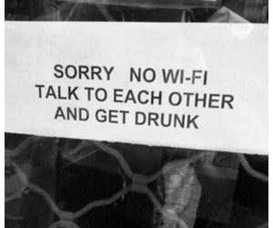 alcohol, teens, and wifi image