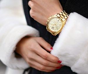 fashion, watch, and luxury image