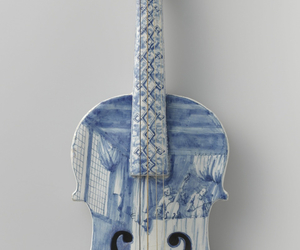 blue, love, and music image