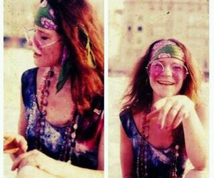 janis joplin and hippie image