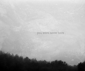 you, here, and never image