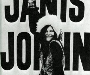 janis joplin and rock image