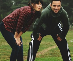 new girl and tv show image