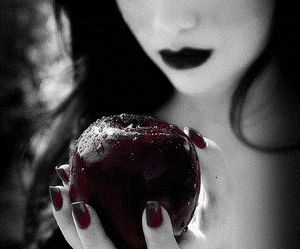 apple and snow white image