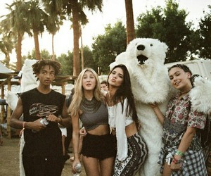 kendall jenner, coachella, and jaden smith image