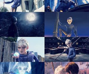 jack frost and rise of the guardians image