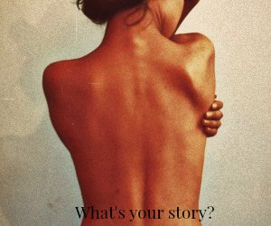 back, Nude, and story image