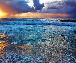 beach, inspiration, and nature image