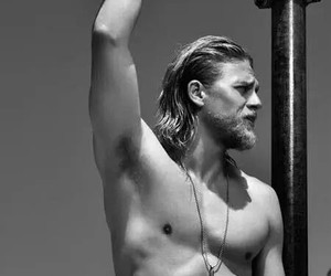 body, Hot, and Charlie Hunnam image