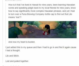 disney, lilo and stitch, and tumblr image