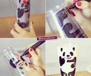 panda and diy image