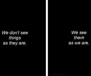 quotes, black, and tumblr image