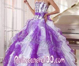 party dress, new style, and sweet 16 dress image
