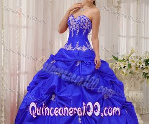 high fashion, sweet 16 dress, and quinceanera dress image