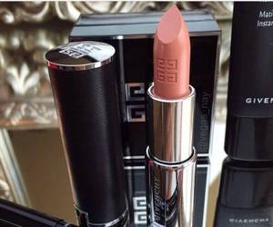 lipstick, Givenchy, and makeup image