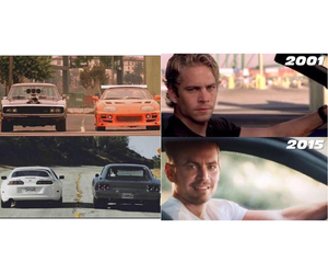 paul walker and fast 7 image