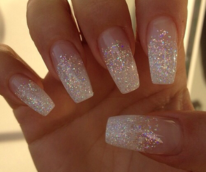 acrylic, manicure, and nails image