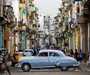 cuba, car, and havana image