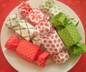 box, candy, and christmas image