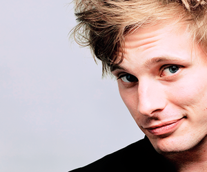 bradley james and merlin image