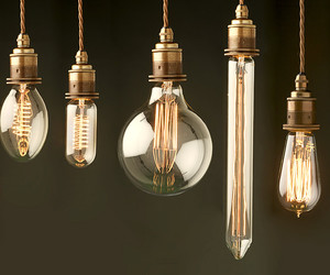 background, bulbs, and hanging image