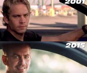 paul walker, fast and furious, and rip image