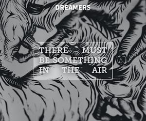 dreamers, facebook, and Lyrics image