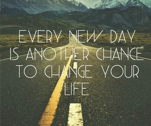 change, inspiration, and new day image
