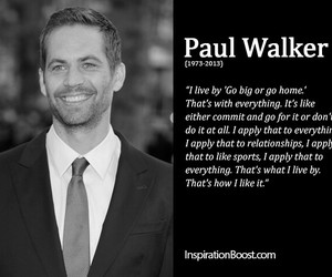paul walker and quotes image