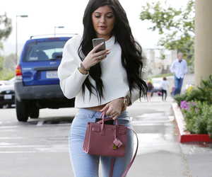 fashion, kylie jenner, and girl image