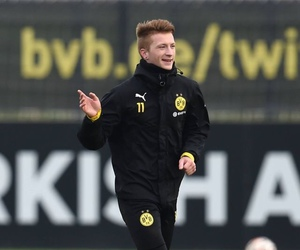 marco reus, football, and fußball image