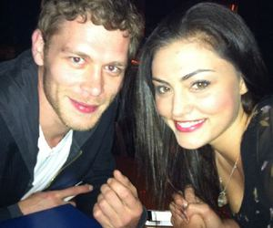 joseph morgan, phoebe tonkin, and klaus image