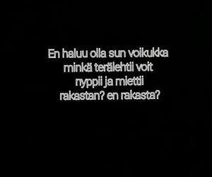 finland, rakkaus, and suomi image