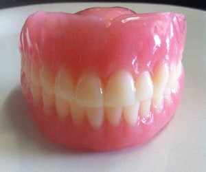 boss, dentist, and dentures image