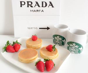 pancakes, Prada, and food image