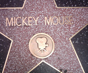 mickey, mickeymouse, and star image