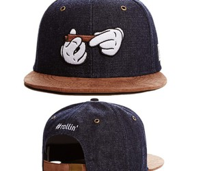 cool, snapback, and mickey image