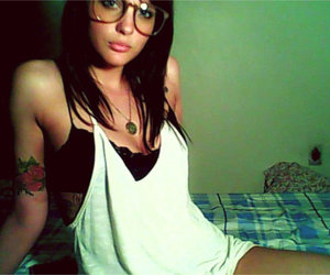 briar, glasses, and lace image