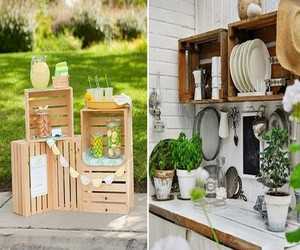 diy home decor, home decor ideas, and recycled wood pallets image