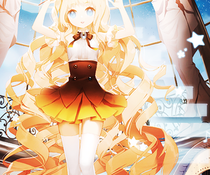 anime, vocaloid, and pixiv image