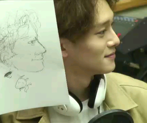 Chen, تشين, and exo image