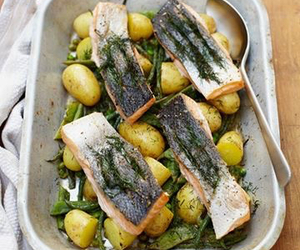 fish, food, and jamie oliver image