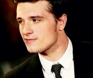 josh hutcherson, Hot, and boy image