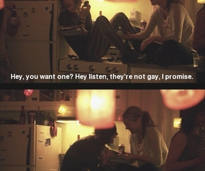 gay, the l word, and brownies image