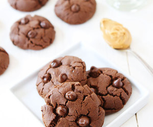 Cookies, food, and flourless image
