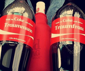 cocacola, coke, and jimbeam image