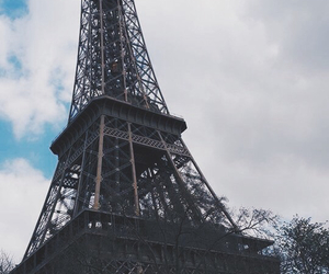 background, eiffel, and eiffel tower image