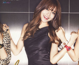 sooyoung and snsd image